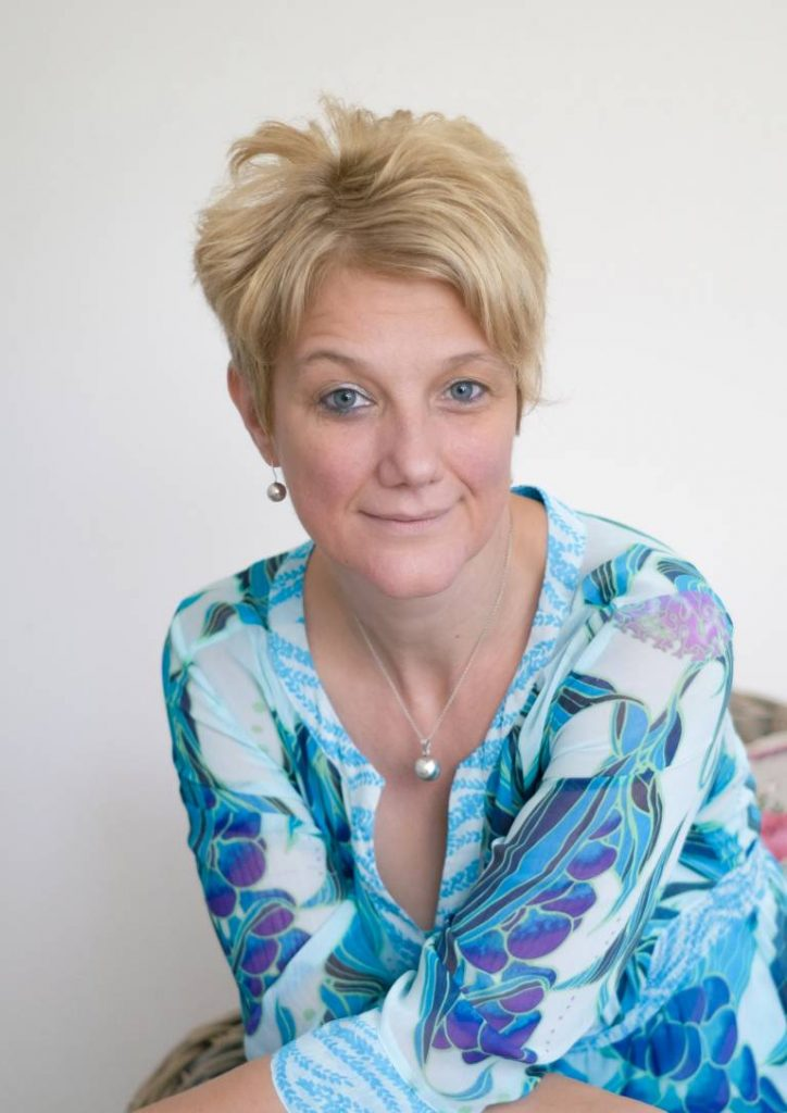 Heilpraktikerin für Psychotherapie - Ilona Peters Portrait